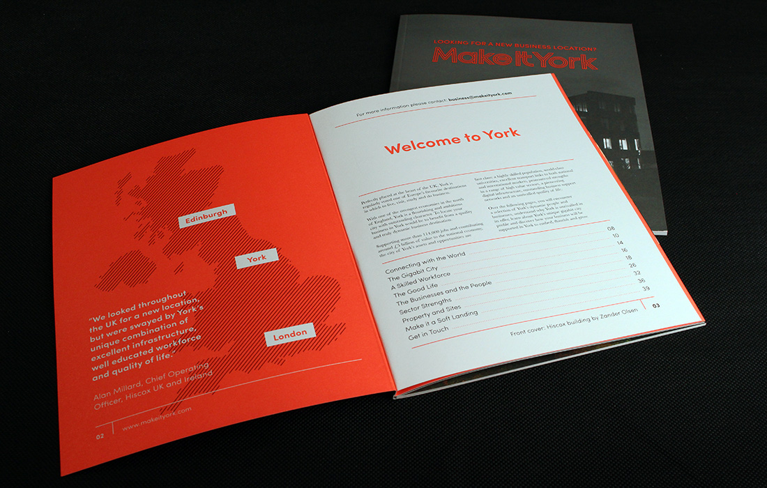 Inward Investment Brochure inner